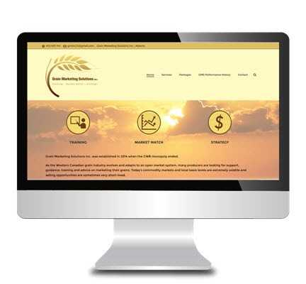 central alberta web development client portfolio websites 105