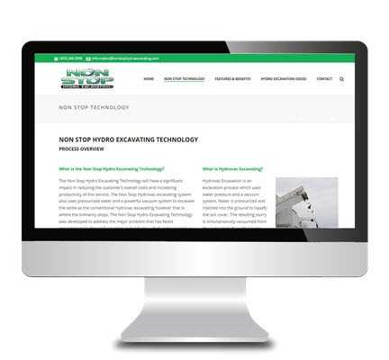 central alberta web development client portfolio websites 108