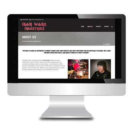 central alberta web development client portfolio websites 110