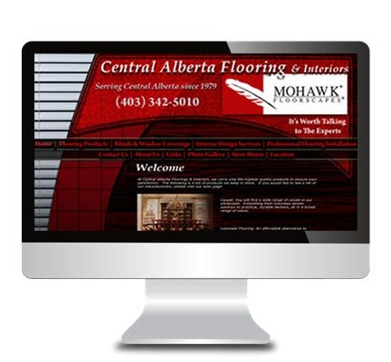 central alberta web development client portfolio websites 127