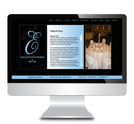central alberta web development client portfolio websites 134