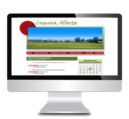 central alberta web development client portfolio websites 203