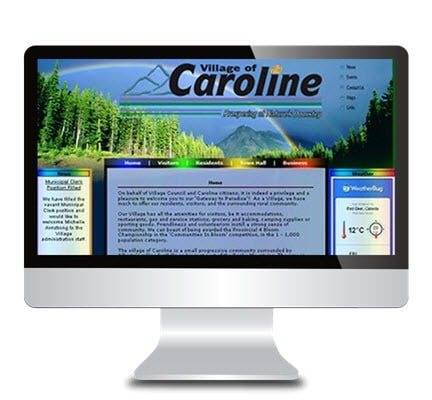 central alberta web development client portfolio websites 221