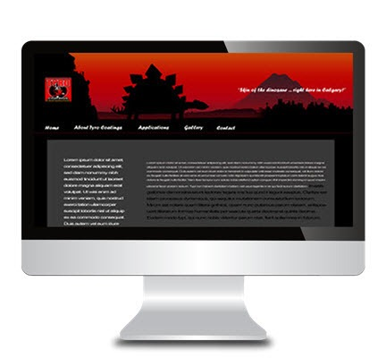 central alberta web development client portfolio websites 222