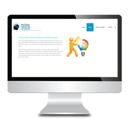 central alberta web development client portfolio websites 263