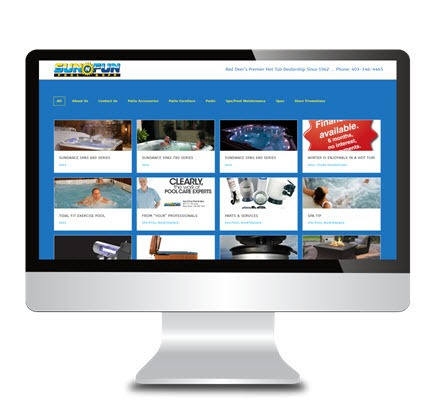 central alberta web development client portfolio websites 264