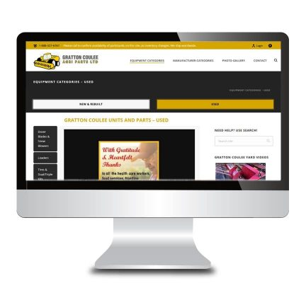 central alberta web development client portfolio websites 282