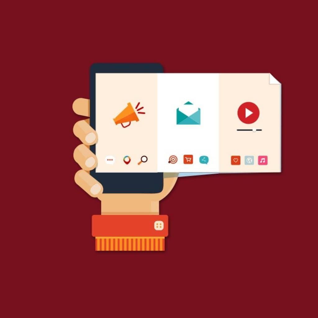central alberta web development design emails alerts texts notices