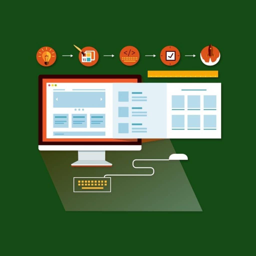 central alberta web development design sizing security backups performance 1
