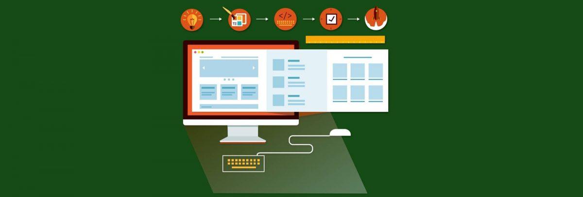 central alberta web development design sizing security backups performance